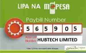LIPA NA MPESA PAYBILL HUBTECH LIMITED NAIROBI 300x185 - TP-Link 8-Port Unmanaged Gigabit Desktop Switch