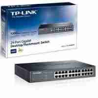 TL-SG1024D 24-Port Gigabit Desktop/Rackmount Switch