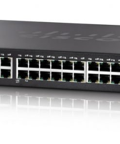 Cisco SG300-52P 52-port Gigabit PoE Managed Switch