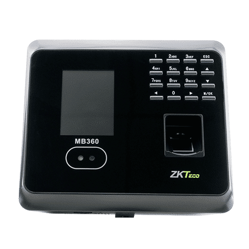 ZKteco zk MB 360 Fingerprint Time Attendance Machine kenya