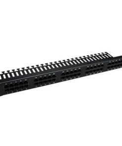25 Pair Voice Patch Panels