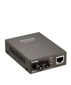 Dlink DMC-F15SC 100Base-TXto100Base-FX SC Single-mode Media Converter(15km)