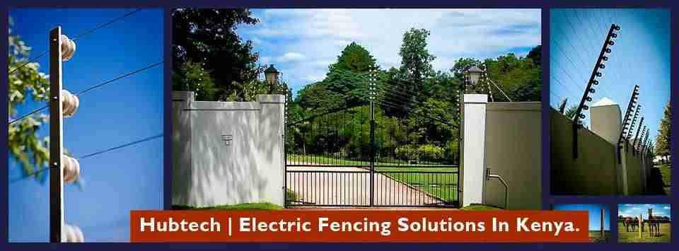 Electric Fencing solutions in Kenya