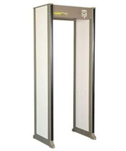 Garrett PD 6500i Enhanced Pinpoint Walk-Through Metal Detector