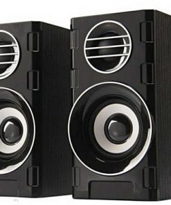 Generic Prime FT-2031 USB - Multimedia Computer Speakers With Surround Sound 2.0CH- Black Details The best price of Generic Prime FT-2031 USB - Multimedia Computer Speakers With Surround Sound 2.0CH- Black by Jumia in Kenya is 3,500 KSh Available payment methods areCash on DeliveryCredit Card Delivery fees are 150-32000 KSh, with delivery expected within 1-11 day(s) The first appearance of this product was on Aug 27, 2018