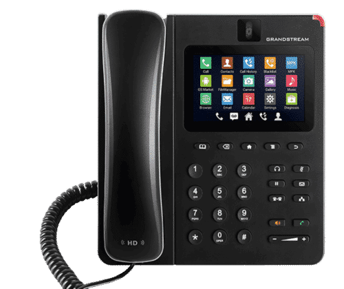 Grandstream Networks GXV3240 IP Video Phone for Android