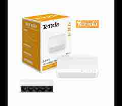 Tenda S105 5-Port Unmanaged 5-Port Fast Ethernet Switch
