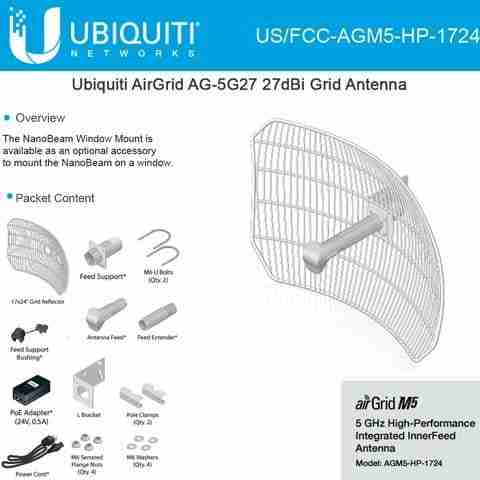 Ubiquiti airGrid M5 shop in kenya