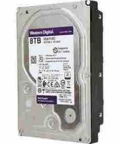 WD Western Digital 8TB Purple 5400 rpm SATA III 3.5″ Internal Surveillance Hard Drive
