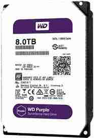 WD Western Digital 8TB Purple
