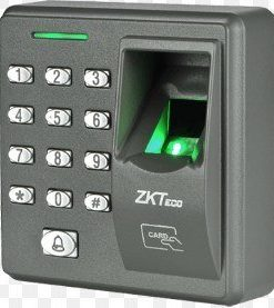 ZKTeco X7 Fingerprint RFID Card Tag Reader Keypad