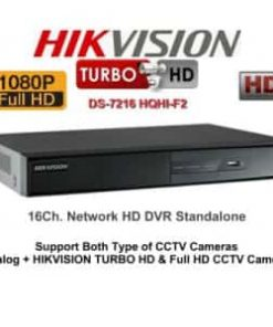 HIKVISION Turbo-HD DVR 16 Channel 1080p