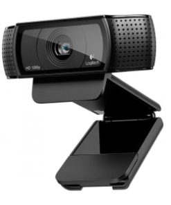 Logitech C920 HD Pro Webcam for Windows, Mac, and Chrome OS