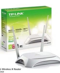 TP-Link TL-MR3420 – Wireless N Router – 3G/4G – White