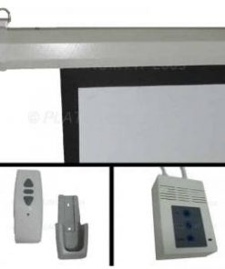 Electric Projector 72*72 screen