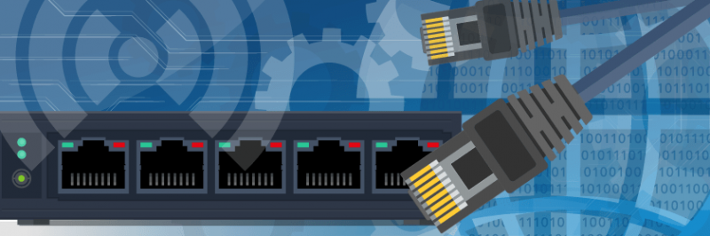 Networking and Data Services Banner