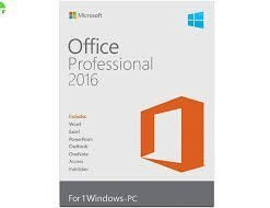 Microsoft Office 2016 Professional Licensed Key