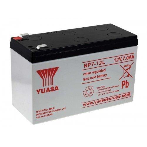 Yuasa-NP7-12L-UPS-Battery-7Ah-12V-Volt-Sealed-Lead-Acid-Battery