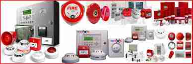 Fire Alarm Detection and accessories System
