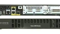 Cisco 4221K9 Integrated Services Router
