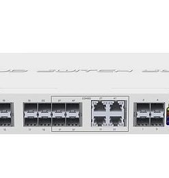MikroTik CRS328-4C-20S-4S+RM Smart Switch