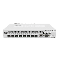 MikroTik CRS309-1G-8S+IN Desktop Switch