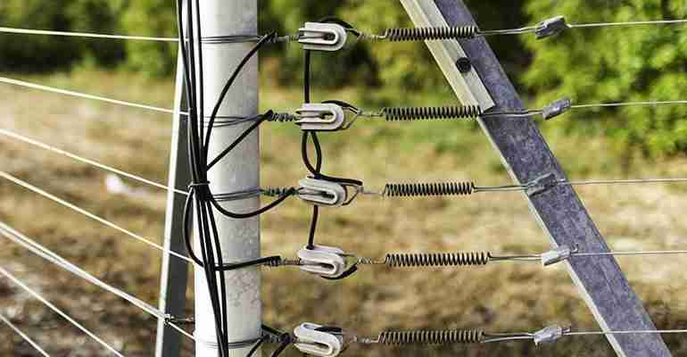 Benefits of Electric Fence for Home of Office