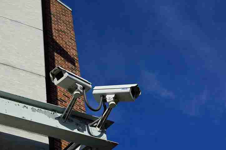 What are the various types of CCTV cameras available in the market?